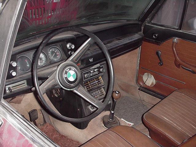 Superior BMW 2002 Year 1969